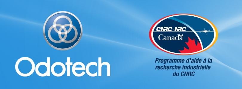 odotech, cnrc pari, aide recherche industrielle du canada