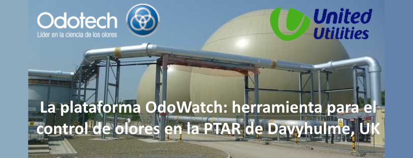 odotech, odowatch, davyhulme, united utilities, united kingdom, uk, olor