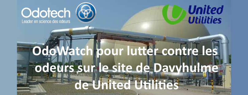 odotech, odowatch, davyhulme, united utilities, united kingdom, uk, odeur