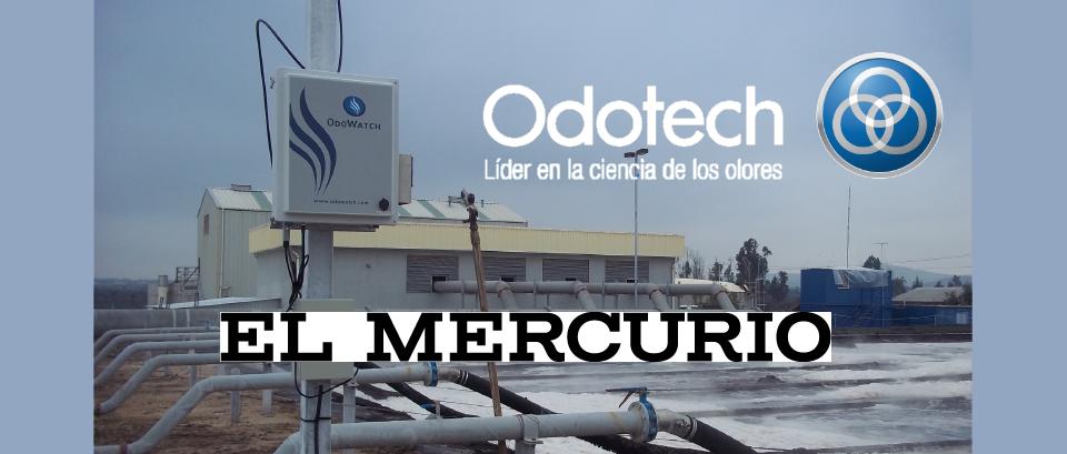 """Odotech y """"El Mercurio"""""""
