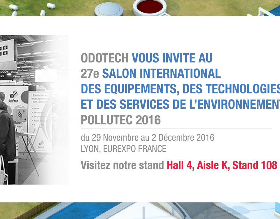 Odotech_Au_27_Salon_Pollutec_2016_Lyon_France_Image_Français